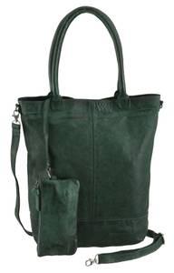 KangaROOS Shopper dunkelgrün