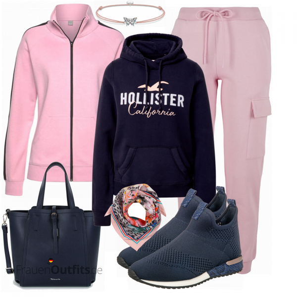 Sportswear Outfit FrauenOutfits.de