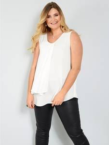 Top off-white Sara Lindholm