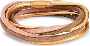 Armband Leder bunt 19 cm, Urech