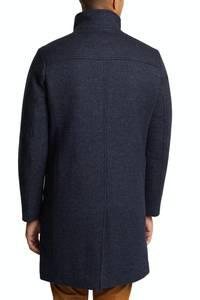 Mit Wolle: Wattierter Mantel Im 2-in-1-look 100ee2g312