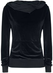 Fashion Victim Nicki Pullover Kapuzenpullover