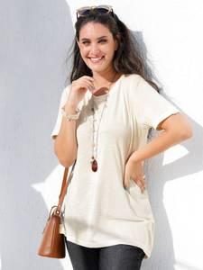 Shirt MIAMODA Weiß