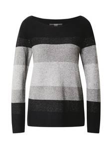 Esprit Collection Sweater schwarz / grau / hellgrau