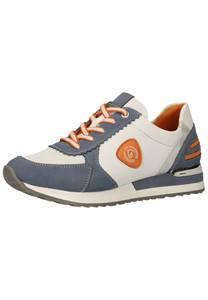 REMONTE Sneaker weiß / blau / orange