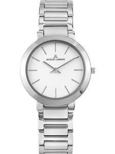 Jacques Lemans Uhr silber