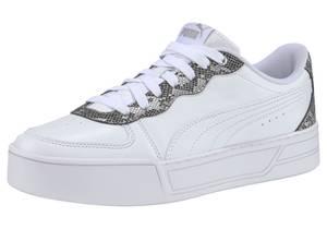 PUMA Sneaker weiß / grau