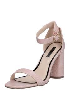 Miss Selfridge Riemensandale ''SOPHIA'' pink