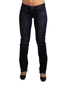 LTB Jeans Damen Valentine Straight Jeans, Blau (Sian Wash 51597), W28/L30