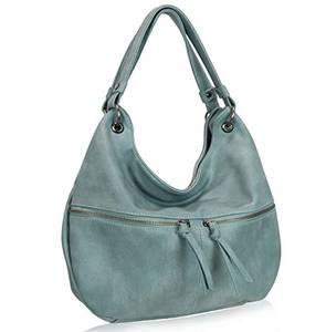 Vanessa & Melissa Damen Handtasche Schultertasche Moderne Lässige Vintage Umhängetasche praktisch und vielseitig