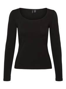 VERO MODA Shirt ''Maxi'' schwarz