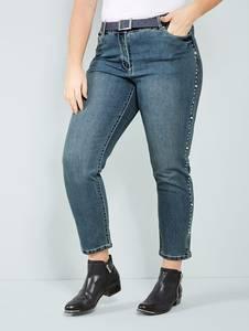 Slim Fit Jeans blue stone Sara Lindholm
