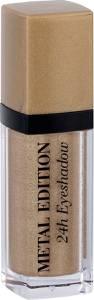 Bourjois - Cream eye shadow with metallic finish Satin Edition 8 ml 07 Or Du Commun -