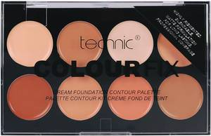 technic Contouring-Palette ''Colour Max Cream Foundation Contour'' mischfarben