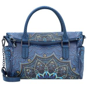 Desigual Handtasche blau
