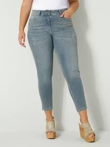 Jeans blau Sara Lindholm