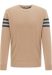 DreiMaster Vintage Pullover beige / blau