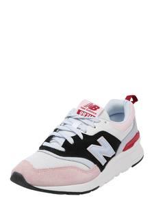 new balance Sneaker ''CW997HOP-B'' weiß / rosa / schwarz / rot