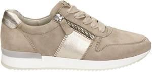 Gabor dames sneaker - Taupe - Maat 37