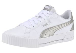 PUMA Sneaker ''Carina'' silber / weiß