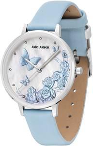 Julie Julsen Uhr hellblau / silber