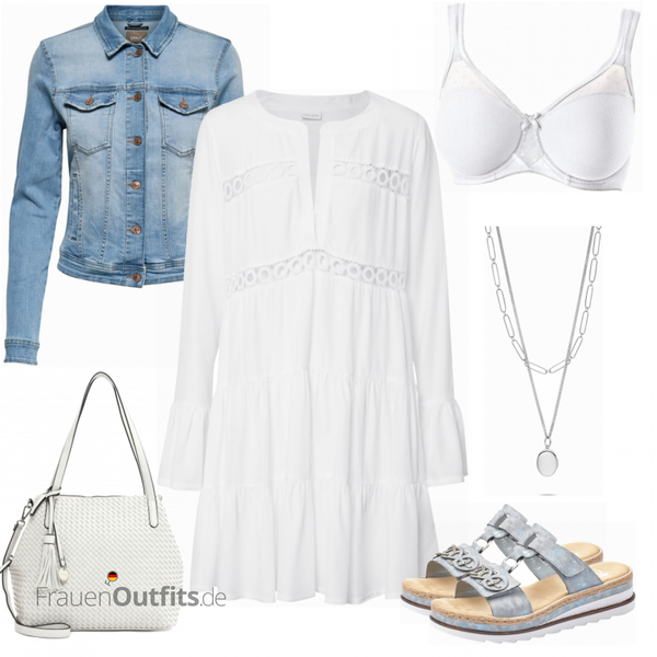 Boho Sommeroutfit FrauenOutfits.de