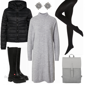 Trendiges Alltagsoutfit FrauenOutfits.ch