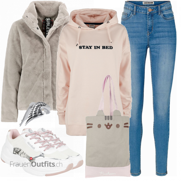 Sportliches Herbst  Outfit FrauenOutfits.ch