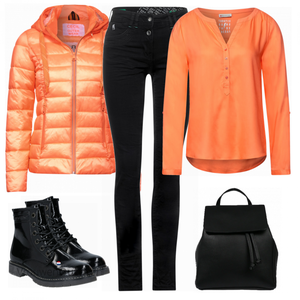 Chique winteroutfit VrouwenOutfits.nl