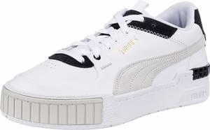 PUMA Sneaker ''Cali'' schwarz / weiß / hellgrau