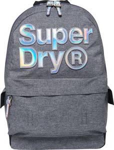Superdry Rucksack grau