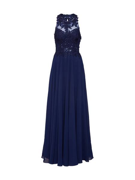 Outfits Mit Mascara Kleid Lace Emb Navy 0 Outfits Frauenoutfits De