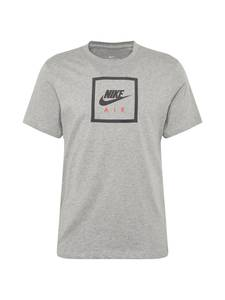 Nike Sportswear Shirt ''M NSW SS TEE NIKE AIR 2'' grau