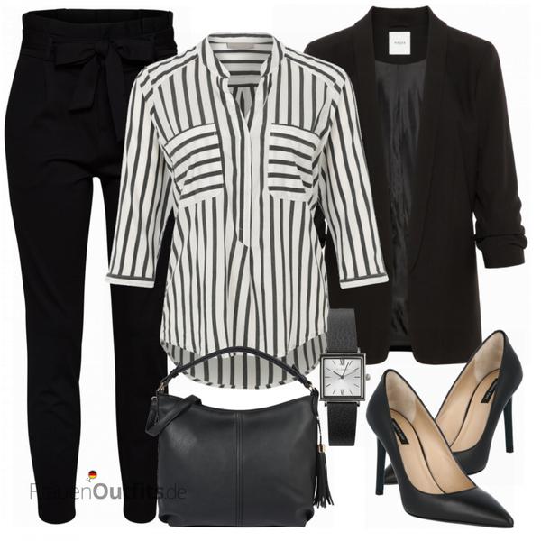 Klassisches Outfit FrauenOutfits.de