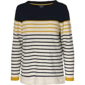 Tom Joule Pullover nachtblau / gelb / weiß