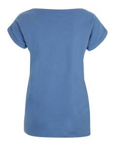 Iriedaily T-Shirt ''Skateowl 2'' rauchblau / weiß