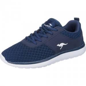 KangaROOS Bumpy Sneakers blau