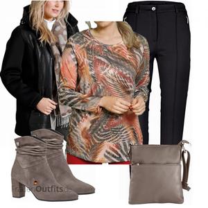 Winter Outfit in großen Größen FrauenOutfits.de