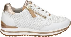Gabor Turin dames sneaker - Wit - Maat 39