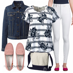 Auffälliger Sommer Look FrauenOutfits.de