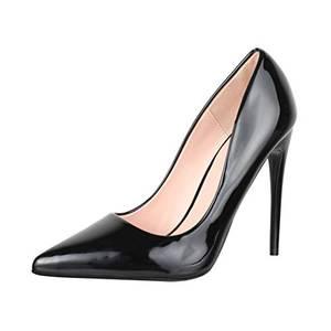 Elara Spitze Damen Pumps Stilettos High Heels Chunkyrayan B0-108 B36