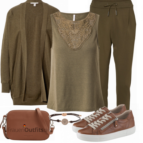 Cooles Sommer Outfit FrauenOutfits.de