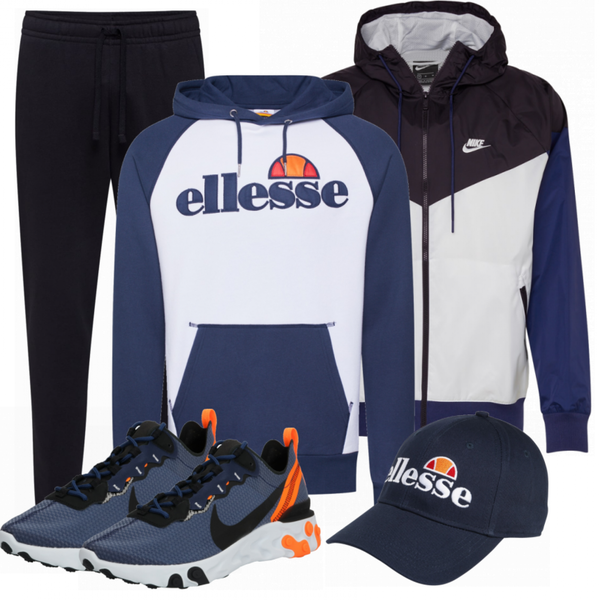 Nike MaennerOutfits.ch