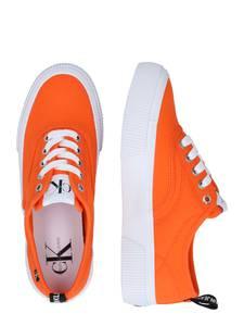 Calvin Klein Jeans Sneaker ''Oxford'' dunkelorange