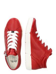 ARA Sneakers hoog ''Rom''  rood