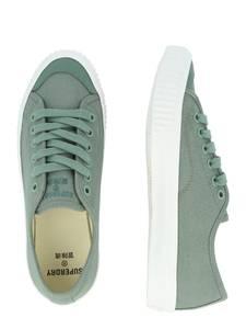 Superdry Sneaker grün