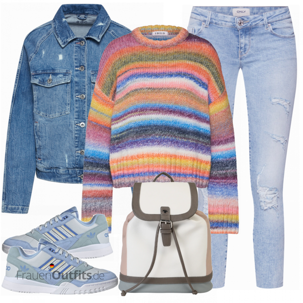 EDITED Pullover FrauenOutfits.de