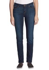 StayShape  Straight Leg Jeans - Slightly Curvy