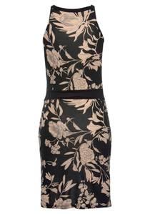 LASCANA Kleid schwarz