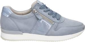 Gabor 63.420.96 Dames Sneakers - Blauw - Maat 38